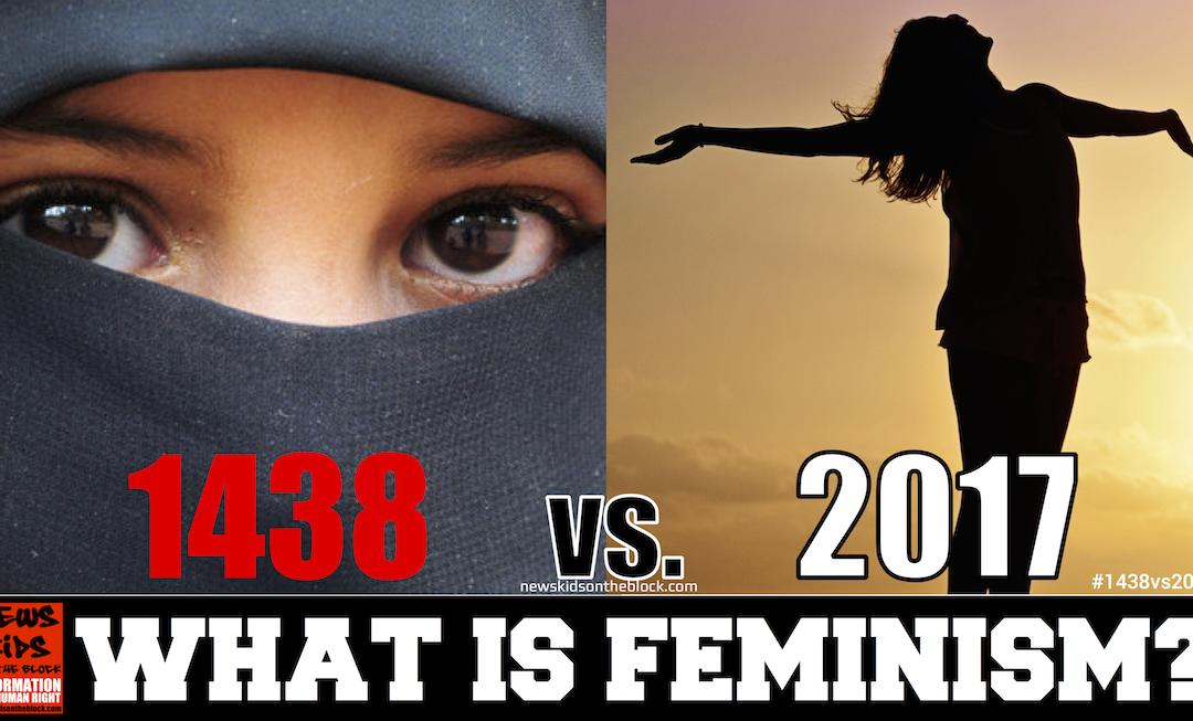 1438 vs. 2017 – The Veil vs. Feminism?