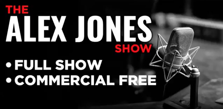 Alex Jones Show (Full Video) News Video
