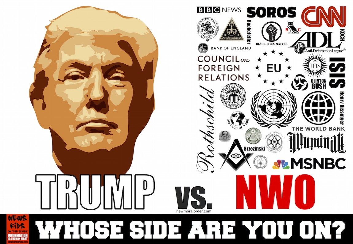 Donald Trump vs. The NWO (The New World Order)