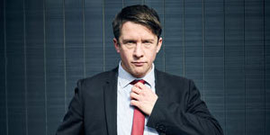 Jonathan Pie political satire news