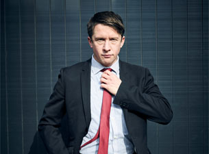 Jonathan Pie satirical news and analysis