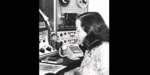 Mae Brussell Archive audio podcast on video