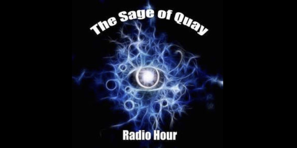 Sage of Quay audio on video podcast