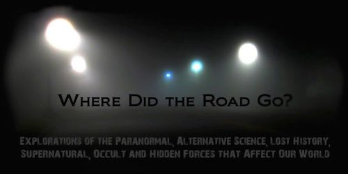 Where Did The Road Go? Radio audio podcast on video
